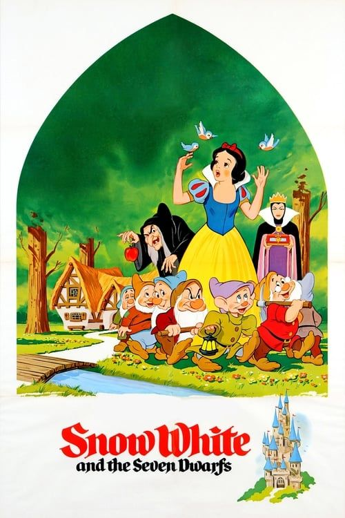 Key visual of Snow White and the Seven Dwarfs