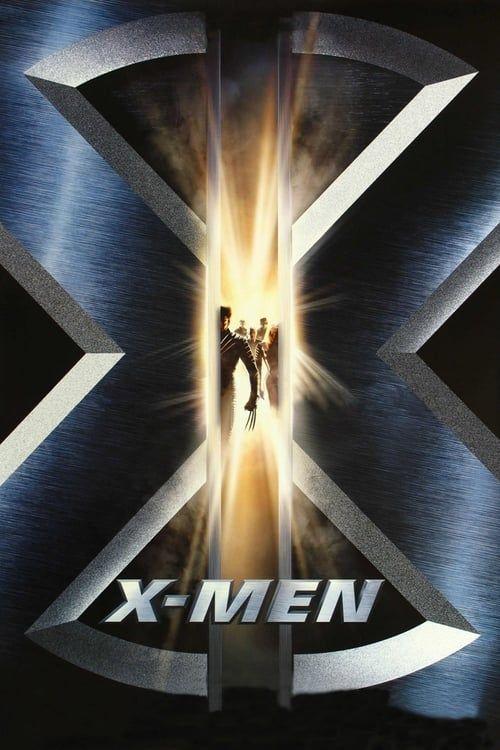 Key visual of X-Men
