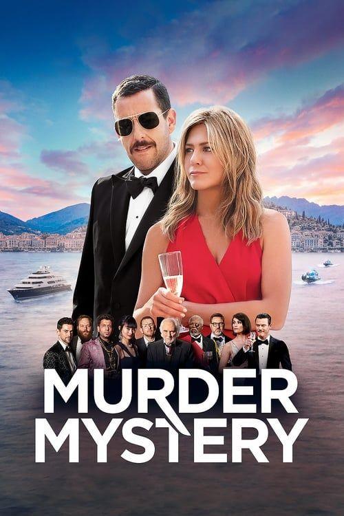 Key visual of Murder Mystery