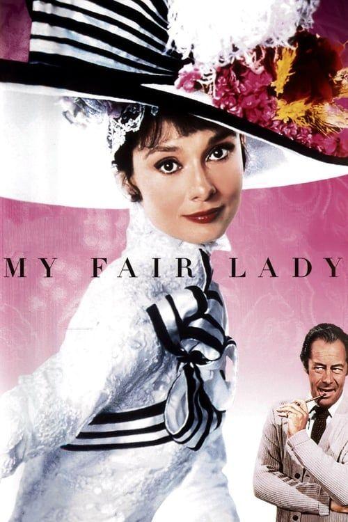 Key visual of My Fair Lady
