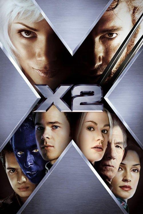 Key visual ofX2