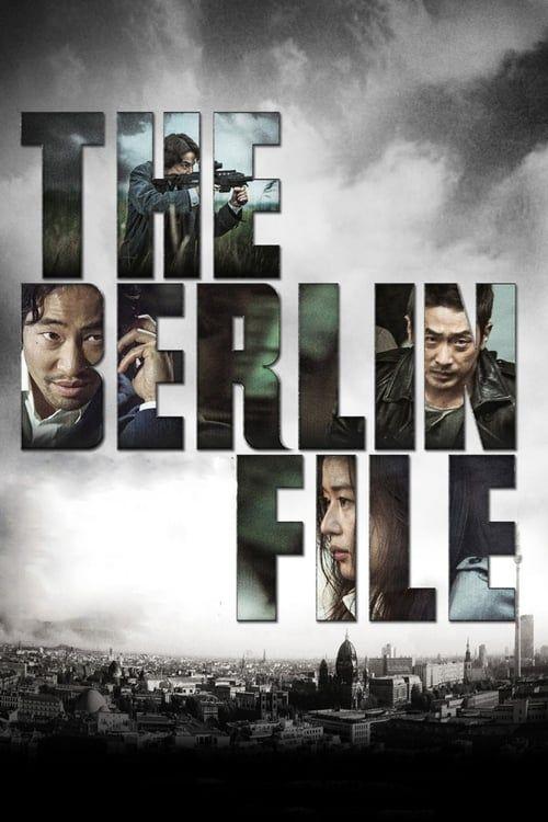Key visual of The Berlin File