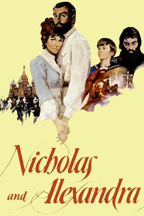Key visual of Nicholas and Alexandra