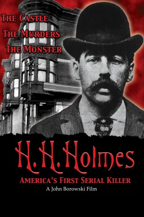 Key visual of H.H. Holmes: America's First Serial Killer