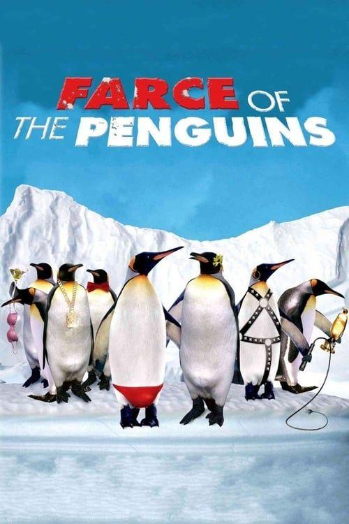 Key visual of Farce of the Penguins