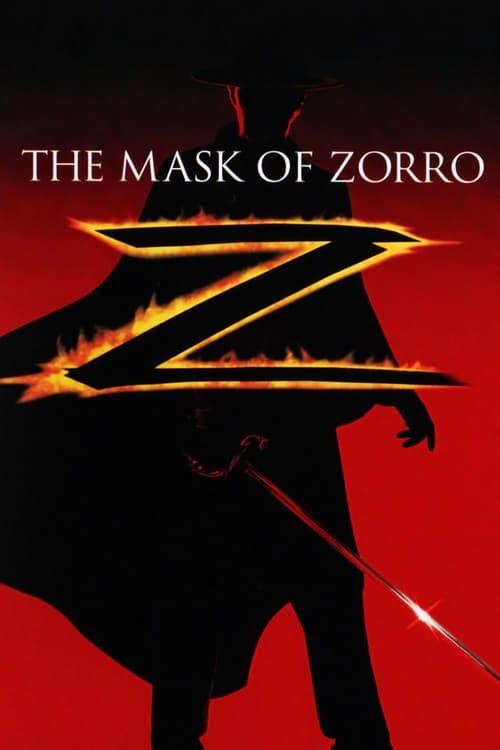 Key visual of The Mask of Zorro