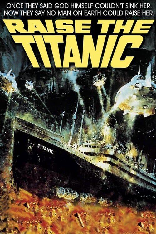 Key visual ofRaise the Titanic