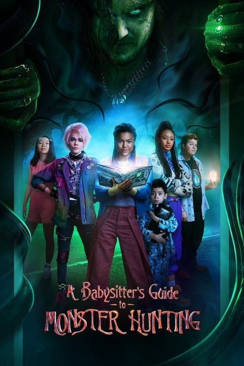 Key visual of A Babysitter's Guide to Monster Hunting