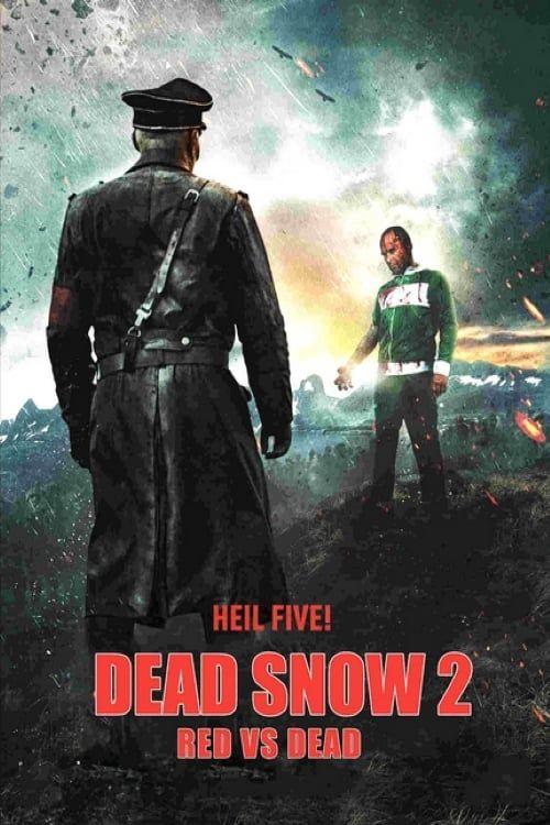 Key visual of Dead Snow 2: Red vs. Dead