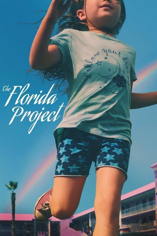 Key visual ofThe Florida Project