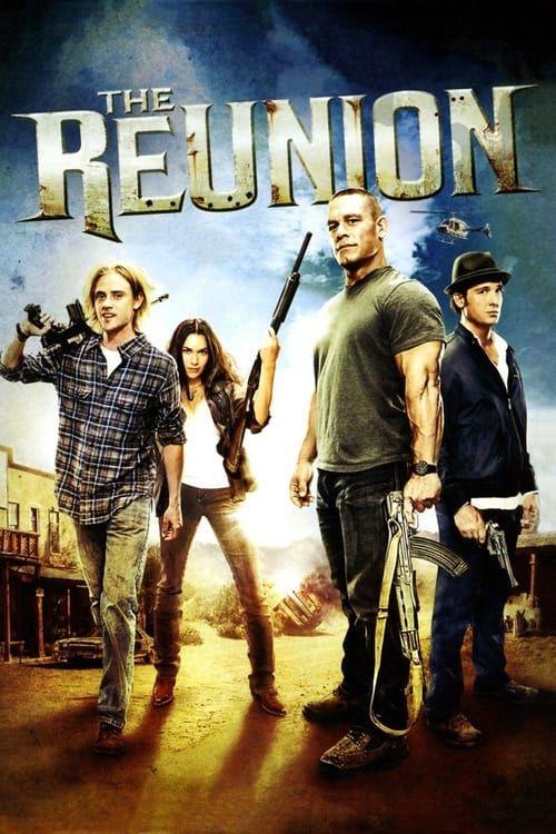 Key visual of The Reunion