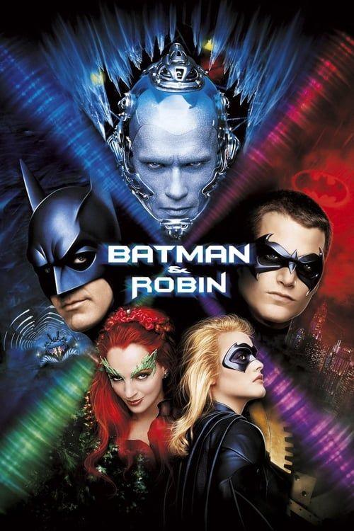 Key visual ofBatman & Robin