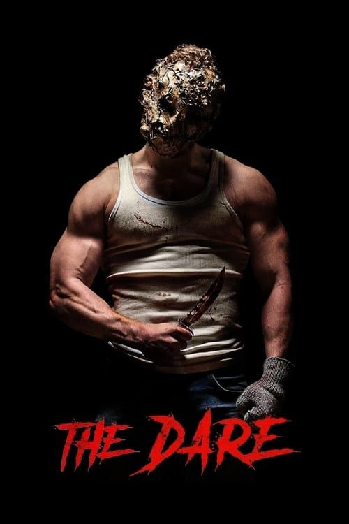 Key visual ofThe Dare
