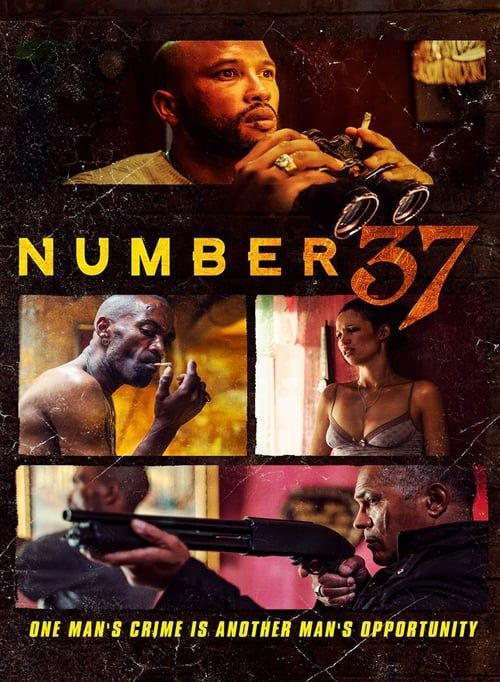 Key visual of Number 37