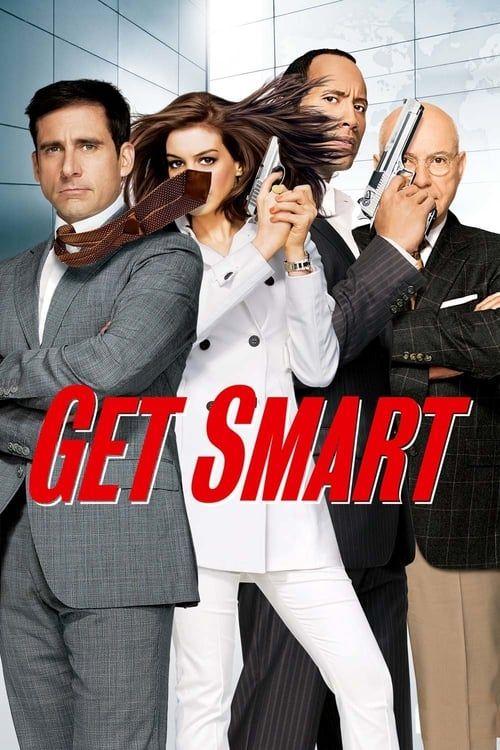 Key visual of Get Smart
