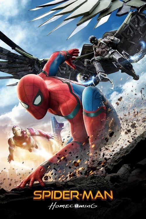 Key visual of Spider-Man: Homecoming