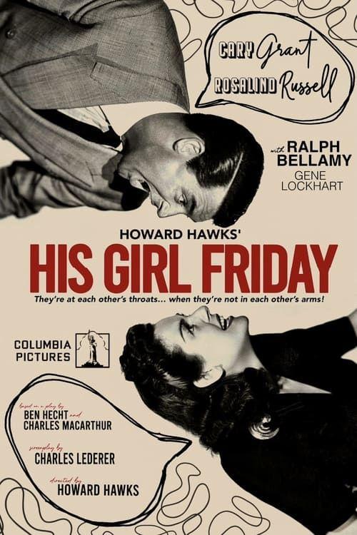 Key visual of His Girl Friday