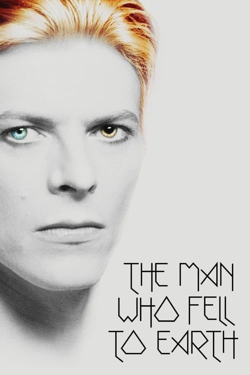 Key visual of The Man Who Fell to Earth