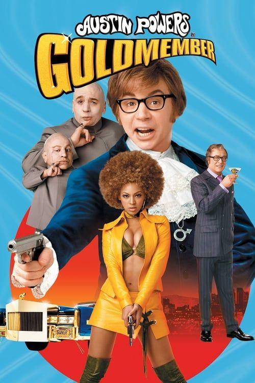 Key visual of Austin Powers in Goldmember
