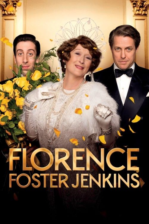 Key visual of Florence Foster Jenkins