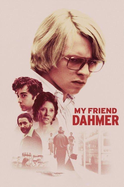 Key visual of My Friend Dahmer