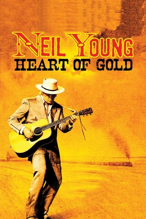 Key visual of Neil Young: Heart of Gold
