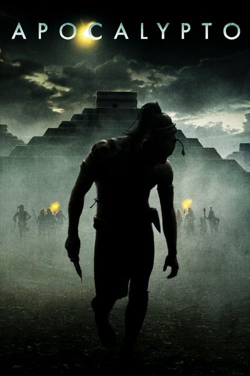 Key visual ofApocalypto