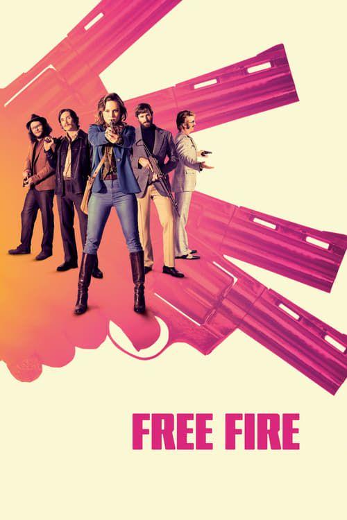 Key visual of Free Fire