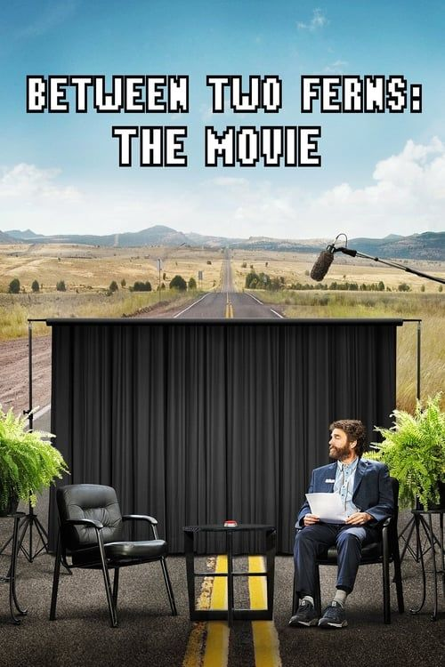 Key visual of Between Two Ferns: The Movie