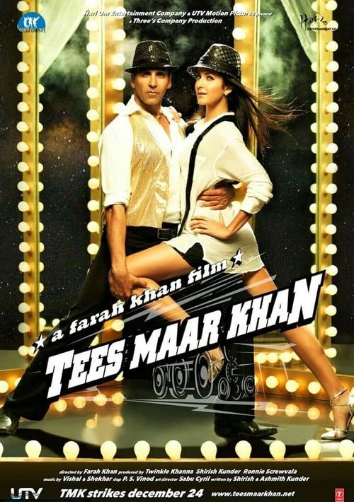 Key visual ofTees Maar Khan