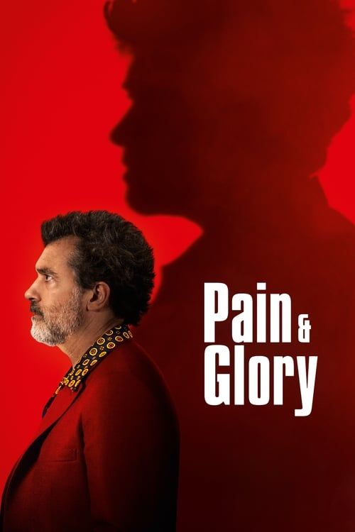 Key visual of Pain and Glory
