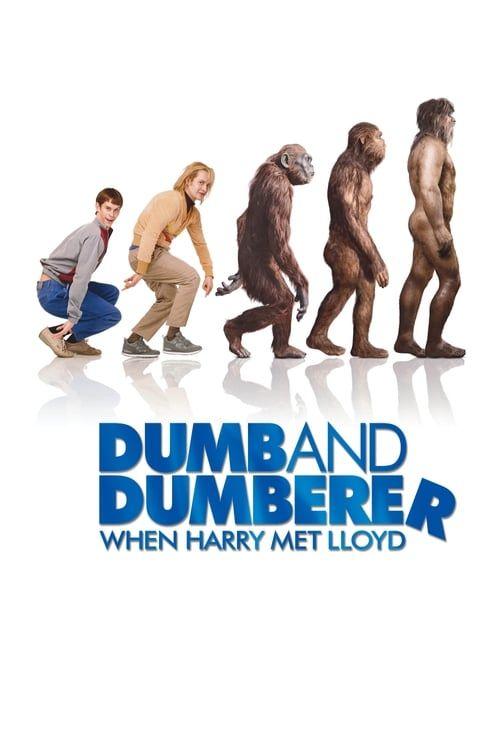 Key visual of Dumb and Dumberer: When Harry Met Lloyd