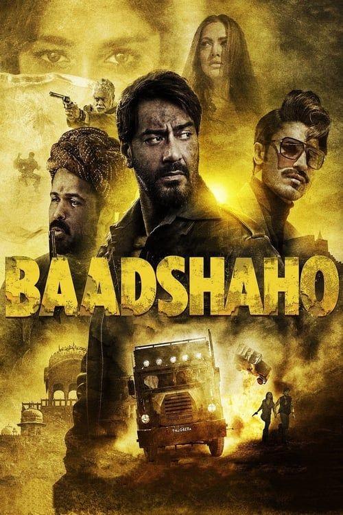 Key visual of Baadshaho