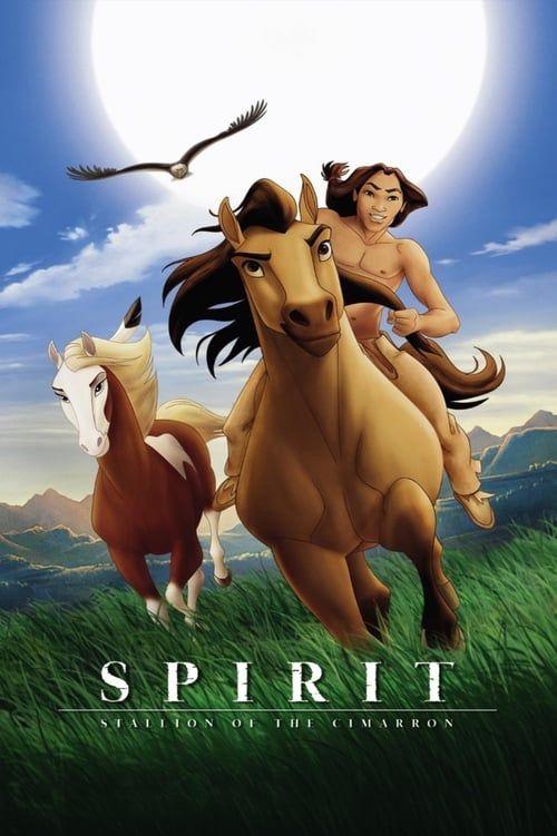 Key visual ofSpirit: Stallion of the Cimarron