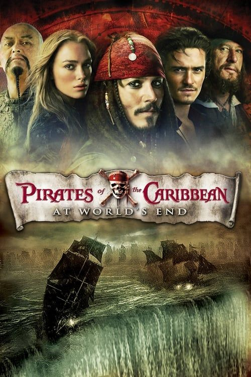 Key visual ofPirates of the Caribbean: At World's End