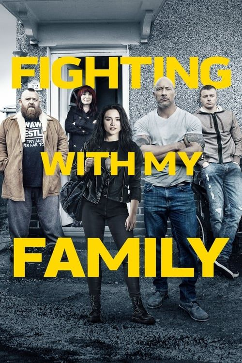 Key visual of Fighting With My Family