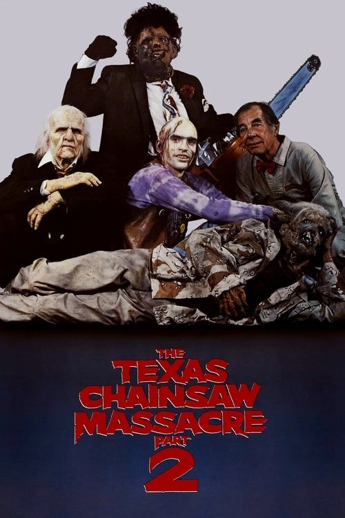 Key visual of The Texas Chainsaw Massacre 2