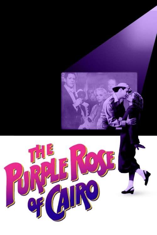 Key visual of The Purple Rose of Cairo