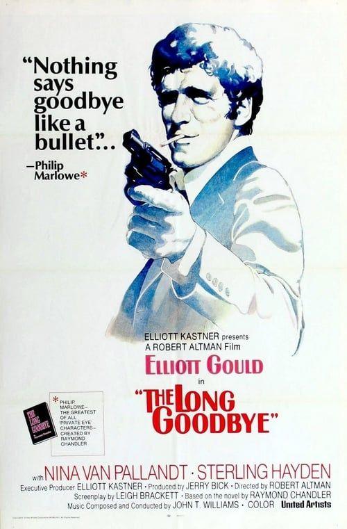 Key visual of The Long Goodbye