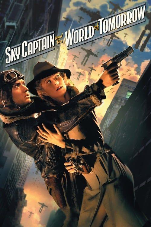 Key visual of Sky Captain and the World of Tomorrow