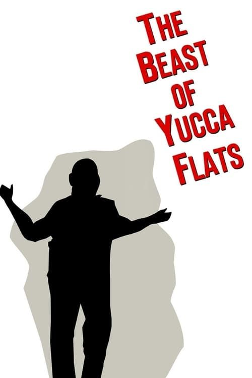 Key visual ofThe Beast of Yucca Flats