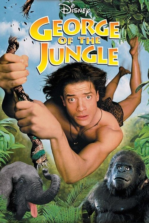 Key visual of George of the Jungle