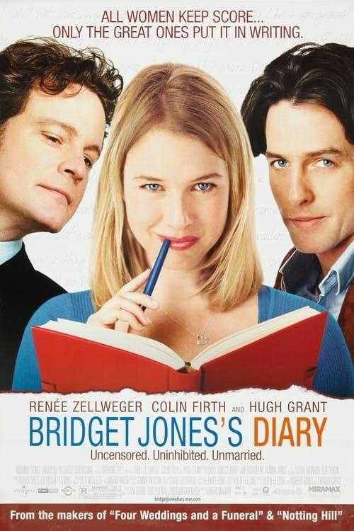 Key visual of Bridget Jones's Diary