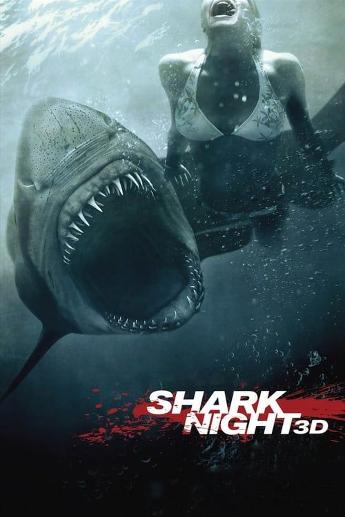 Key visual of Shark Night 3D