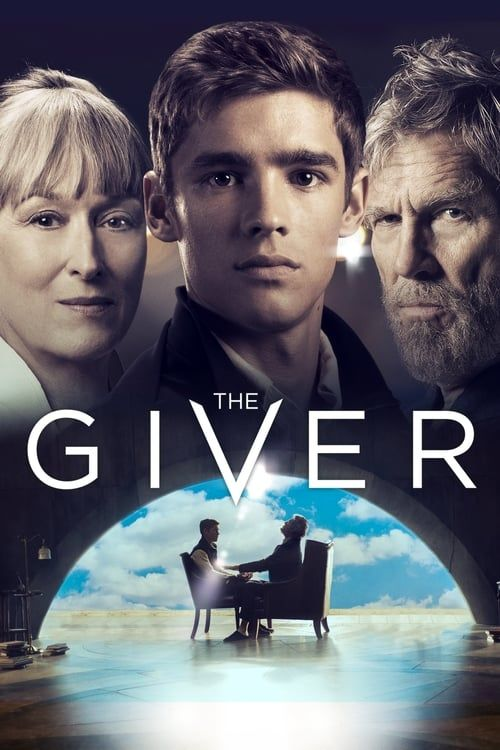Key visual of The Giver