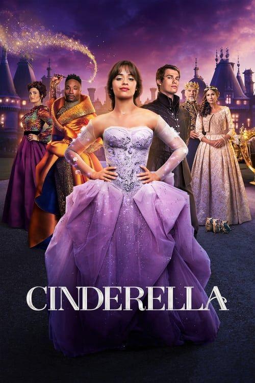 Key visual of Cinderella