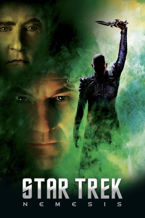 Key visual of Star Trek: Nemesis