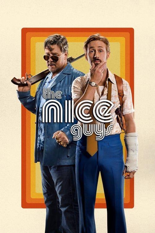 Key visual of The Nice Guys