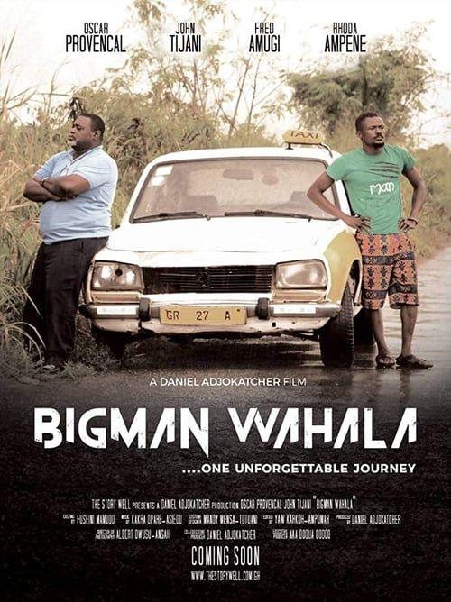 Key visual ofBigman Wahala