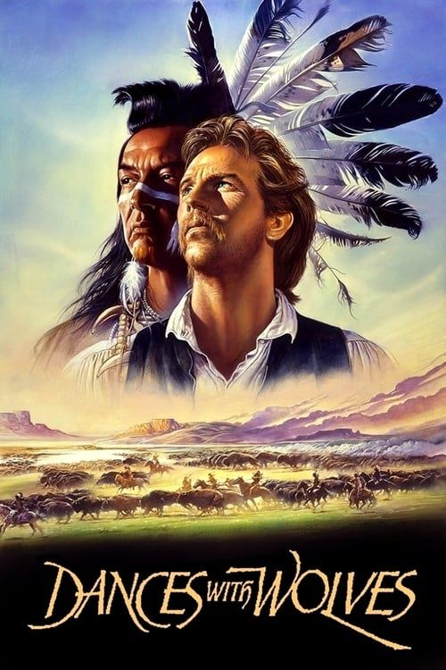 Key visual of Dances with Wolves
